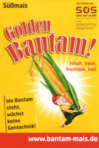 Bantam-Mais<br>Aktionstüte